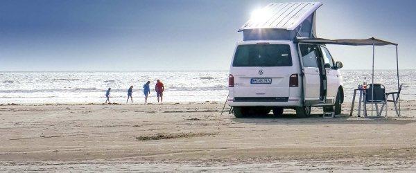 Vw Campingbus California Mieten Ahoi Bullis Neue Vw T6